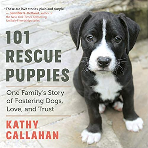 Book Cover: 101 Rescue Puppies