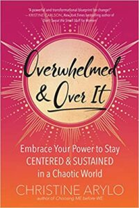 Book Cover: Overwhelmed and Over It