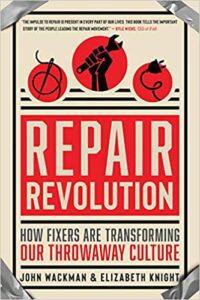 Book Cover: Repair Revolution