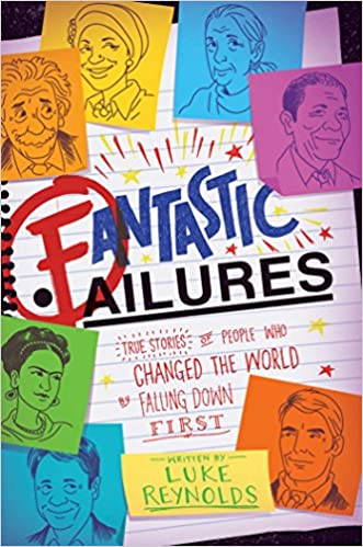 Book Cover: Fantastic Failures