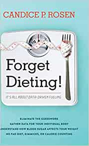 Book Cover: Forget Dieting!