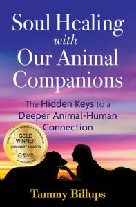 Book Cover: Soul Healing with Our Animal Companions