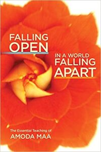 Book Cover: Falling Open in a World Falling Apart