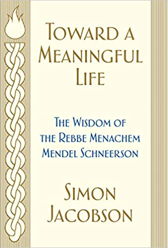 Book Cover: Toward a Meaningful Life
