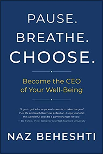 Book Cover: Pause. Breathe. Choose