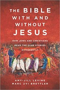 Book Cover: The Bible With and Without Jesus