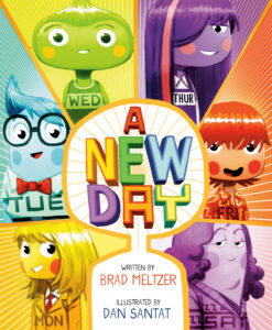 Book Cover: A New Day