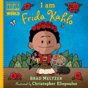 Book Cover: I am Frida Kahlo
