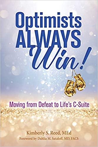 Book Cover: Optimists Always Win!