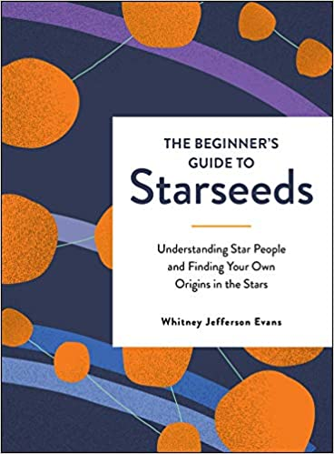 Book Cover: The Beginner's Guide to Starseeds