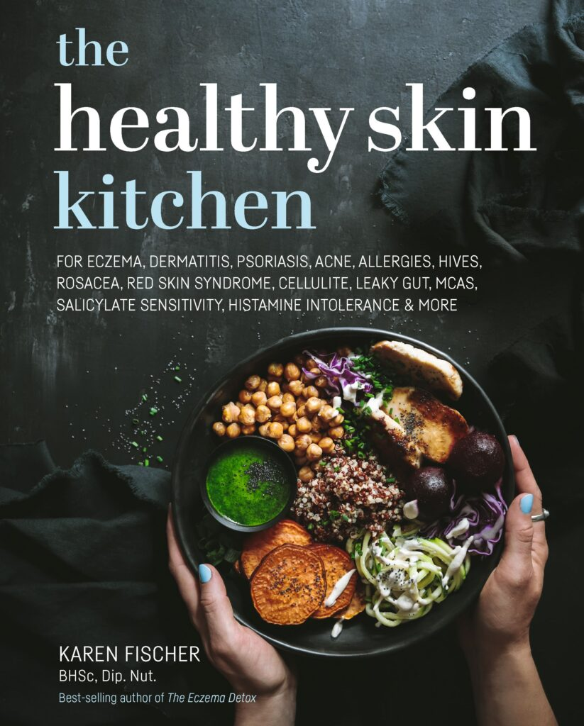 Book Cover: The Healthy Skin Kitchen