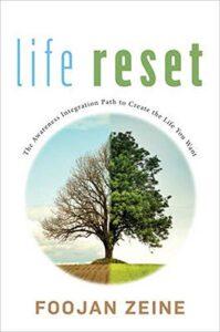 Book Cover: Life Reset with Dr Foojan Zeine