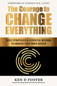Book Cover: The Courage to Change Everything
