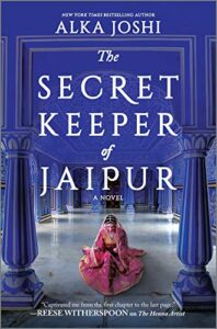 Book Cover: The Secret Keeper of Jaipur