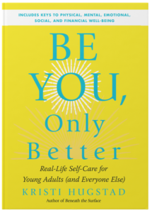 Book Cover: Be You, Only Better