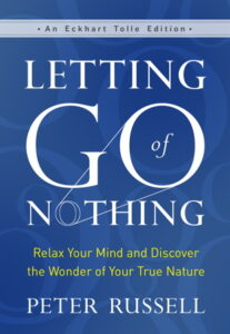 Book Cover: Letting Go of Nothing